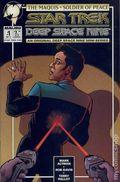 Star Trek Deep Space Nine The Maquis (1995) 1A