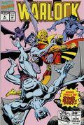 Warlock (1992 Marvel Limited Series) 4