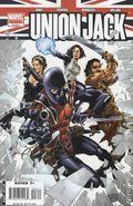 Union Jack (2006 2nd Marvel Series) 3