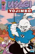 Usagi Yojimbo (1993 2nd Series) 11