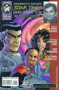 Star Trek Deep Space Nine Celebrity Blood and Honor (1995) 1