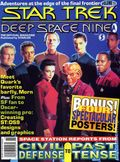 Star Trek Deep Space Nine Magazine (1992) 11