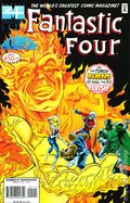 Fantastic Four (1961 1st Series) 401