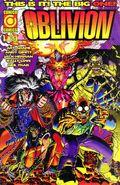 Oblivion (1996 Comico) 1