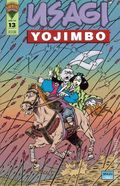 Usagi Yojimbo (1993 2nd Series) 13