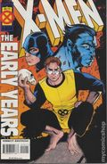 X-Men The Early Years (1994) 15