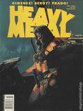 Heavy Metal Magazine (1977) Vol. 19 #3