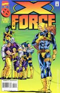 X-Force (1991 1st Series) 44D
