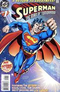 Superman The Man of Tomorrow (1995) 1