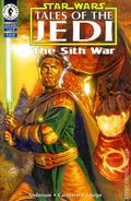 Star Wars Tales of the Jedi The Sith War (1995) 1