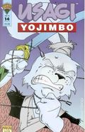 Usagi Yojimbo (1993 2nd Series) 14