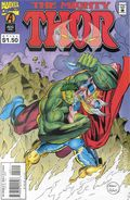 Thor (1962-1996 1st Series Journey Into Mystery) 489