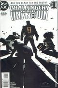 Challengers of the Unknown (1997 DC 3rd Series) 1