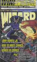 Wizard the Comics Magazine (1991) 48P