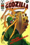 Godzilla (1995 Dark Horse) 5