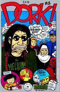 Dork (1993 Slave Labor) 1st Printing 1