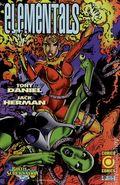 Elementals (1995 3rd series Comico) 2
