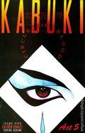 Kabuki Circle of Blood (1995) 5