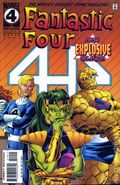 Fantastic Four (1961 1st Series) 410