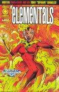 Elementals (1995 3rd series Comico) 3
