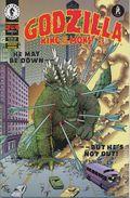 Godzilla (1995 Dark Horse) 7