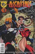 Assassins (1996 DC/Marvel Amalgam) 1
