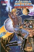 Battlestar Galactica Starbuck (1995) 1