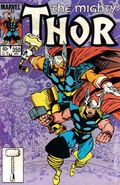 Thor (1962-1996 1st Series) Mark Jewelers 350MJ