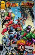Spawn Wildcats (1996) 1A