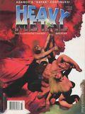 Heavy Metal Magazine (1977) Vol. 20 #1