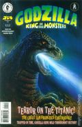 Godzilla (1995 Dark Horse) 11