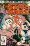 Star Wars (1977 Marvel) Mark Jewelers 75MJ