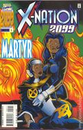 X-Nation 2099 (1996) 5