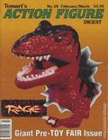 Tomart's Action Figure Digest (1991) 28