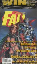 Overstreet's Fan (1995 Still Bagged) 13A