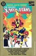 Marvel and DC present the X-Men and the Teen Titans (1995 Reprint) 1