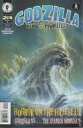 Godzilla (1995 Dark Horse) 10