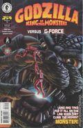 Godzilla (1995 Dark Horse) 14