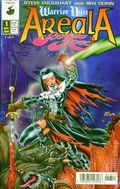 Warrior Nun Areala Scorpio Rose (1996) 1A