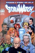 Stormwatch (1993 1st Series) 37