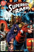 Superboy and the Ravers (1996) 1