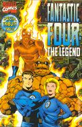 Fantastic Four The Legend (1996) 1