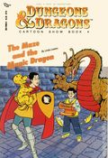 Dungeons and Dragons Cartoon Show Book SC (1985 TSR) Pick a Path to Adventure 4-1ST