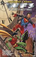 World's Finest Three Superboy and Robin (1996) 1