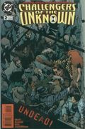 Challengers of the Unknown (1997 DC 3rd Series) 2