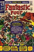 Fantastic Four (1961 1st Series) Annual Canadian Price Variant 3