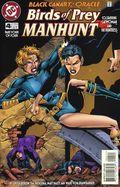 Birds of Prey Manhunt (1996) 4