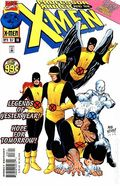 Professor Xavier and the X-Men (1995) 18