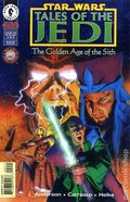 Star Wars Tales of the Jedi Golden Age of the Sith (1996) 2