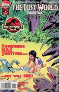 Lost World Jurassic Park (1997 Topps) 1A